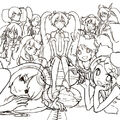 Exit tunes album vocalosensation rough image
