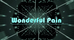 Wonderful pain title