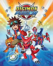 Digimon Fusion Poster