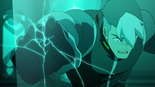 227. Shiro punched the glass