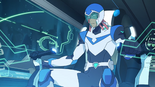 S2E02.289. Lance activates Blue with wave of hand