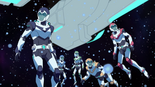 S2E04.28. Shiro is suspicious while rest look uneasey