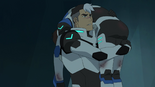 88. Shiro carrying Lance - oh crap