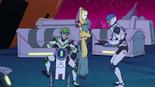 81. Pidge and Lance being dorks 2