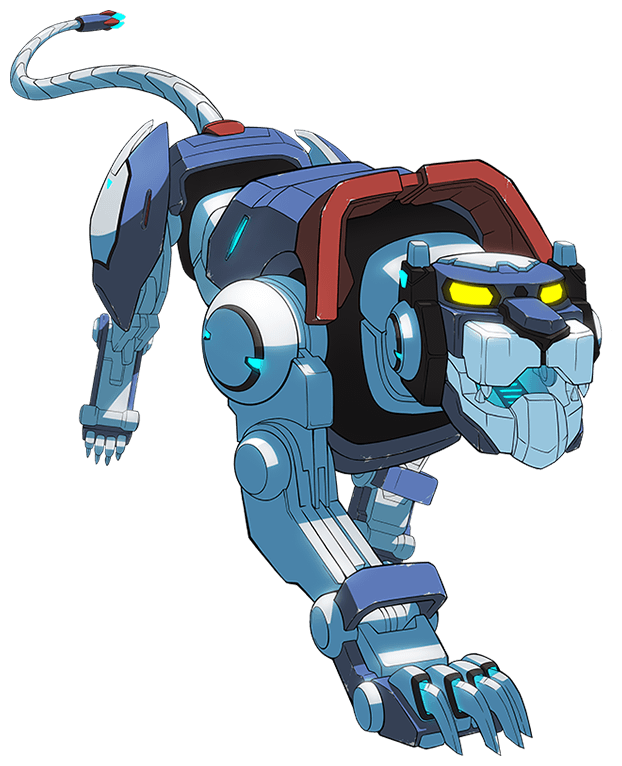 Blue Lion | Voltron: Legendary Defender Wikia | FANDOM ...