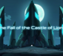 The Fall of the Castle of Lions
