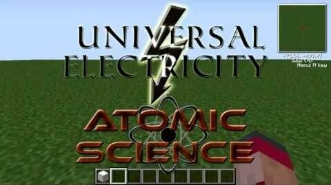 Universal Electricity - Particle Physics