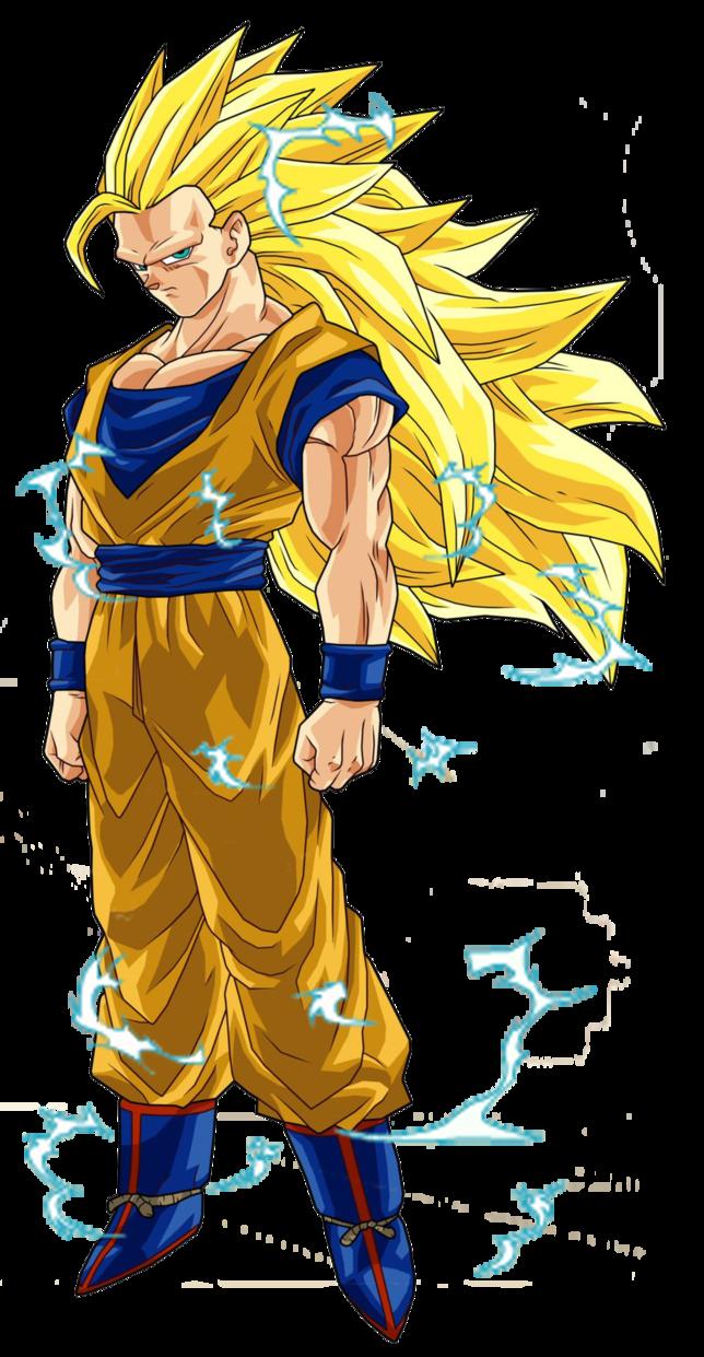 Super saiyan 3 vs battles wiki fandom powered by wikia - Sangohan super saiyan 3 ...