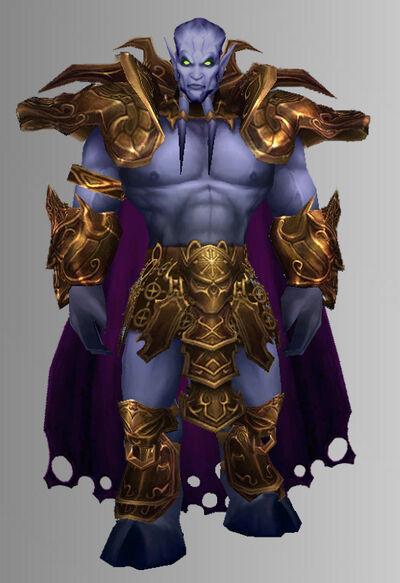 Archimonde the defiler by arcane villain-d4n1pru