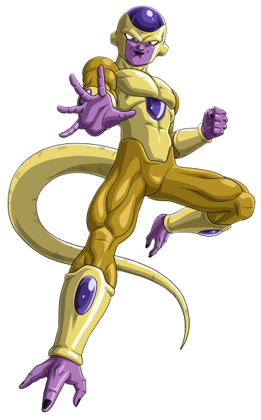 Gold Freeza (toei art)