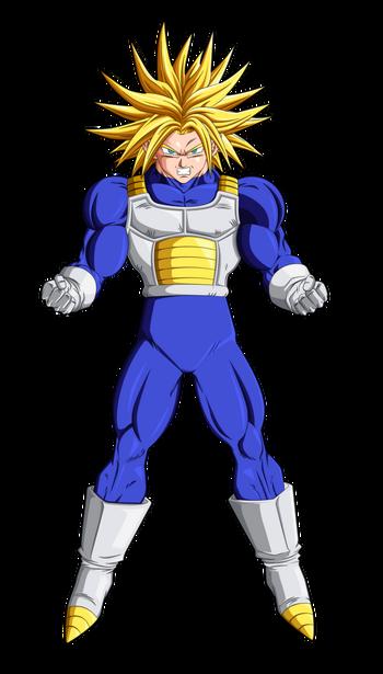 Future trunks vs battles wiki wikia - Trunks super sayen ...