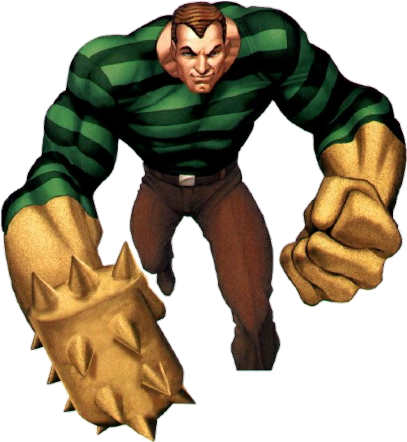 Sandman (Marvel Comics) | VS Battles Wiki | Fandom powered ...