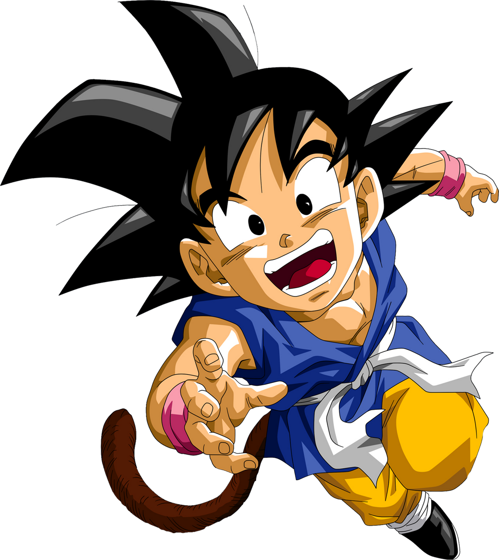 Son goku dragon ball gt vs battles wiki fandom - Dragon ball gt goku wallpaper ...