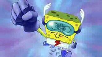 SpongeBob SquarePants - The Quickster!