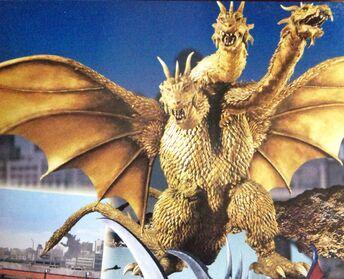 King Ghidorah (Godzilla) - VS Battles Wiki - Wikia