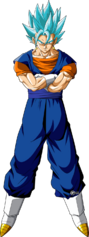 Vegetto ssj blue by naironkr-dami2nw