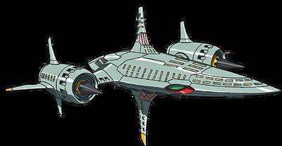 ArcGurrenShipMode