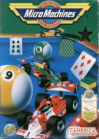 File:Micro Machines NES cover.jpg