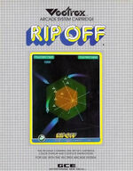 Rip Off Vectrex cover