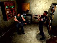 SAT Zombie Wesker