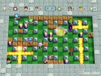 Bomberman Blast Screen