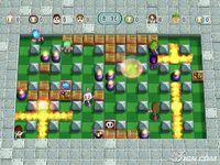 Bomberman Blast Screen