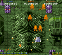 Battle Squadron One Android screenshot