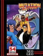 Mutation Nation Neo Geo cover