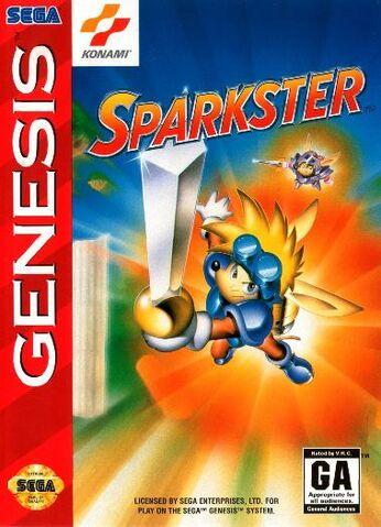 File:Sparkster genesis.jpg