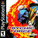 Psychic-Force NTSC