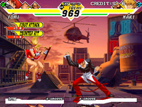 Capcom vs snk 2 mf2001