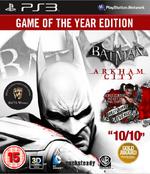 Batman goty