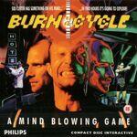 Burn Cycle CD-i cover
