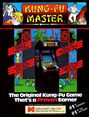 File:Kung Fu Master arcade flyer.jpg