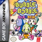 Bubble bobble old new