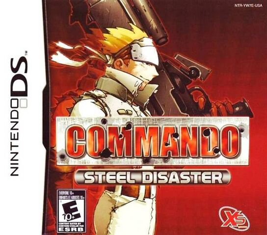 File:Commando Steel Disaster DS Cover.jpg