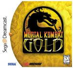 MK Gold Cover