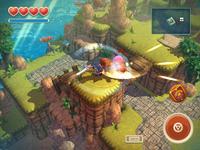 Oceanhorn screenshot iOS