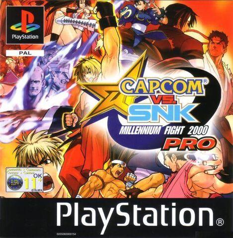 File:Capcom vs. SNK Pro (PAL).jpg