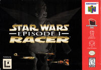 Star Wars Episode I Racer N64
