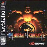 Mortal kombat 4-front