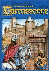 Carcassonne-game