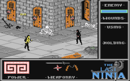 C64 last ninja 04