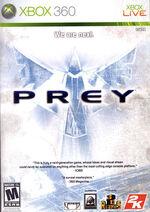 Prey X360 cover
