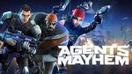 Agents of Mayhem cover
