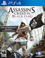 Asssassin'sCreedIVBlackFlag(PS4)