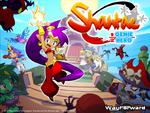 Shantae Half-Genie Hero cover