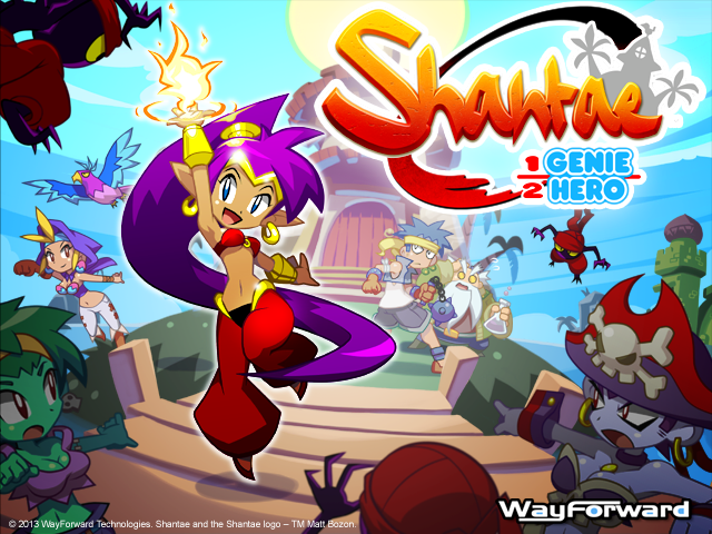 File:Shantae Half-Genie Hero cover.png