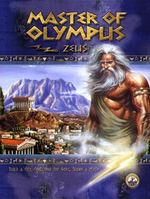 Master of Olympus - Zeus Coverart