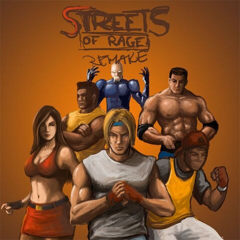 File:Streets of Rage Remake cover.jpg